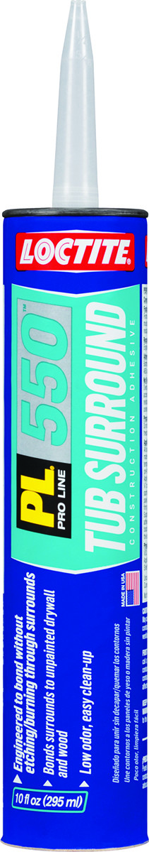 Loctite 1402263 Pro Line Tub And Shower Surround Adhesive 10 Ounce ...
