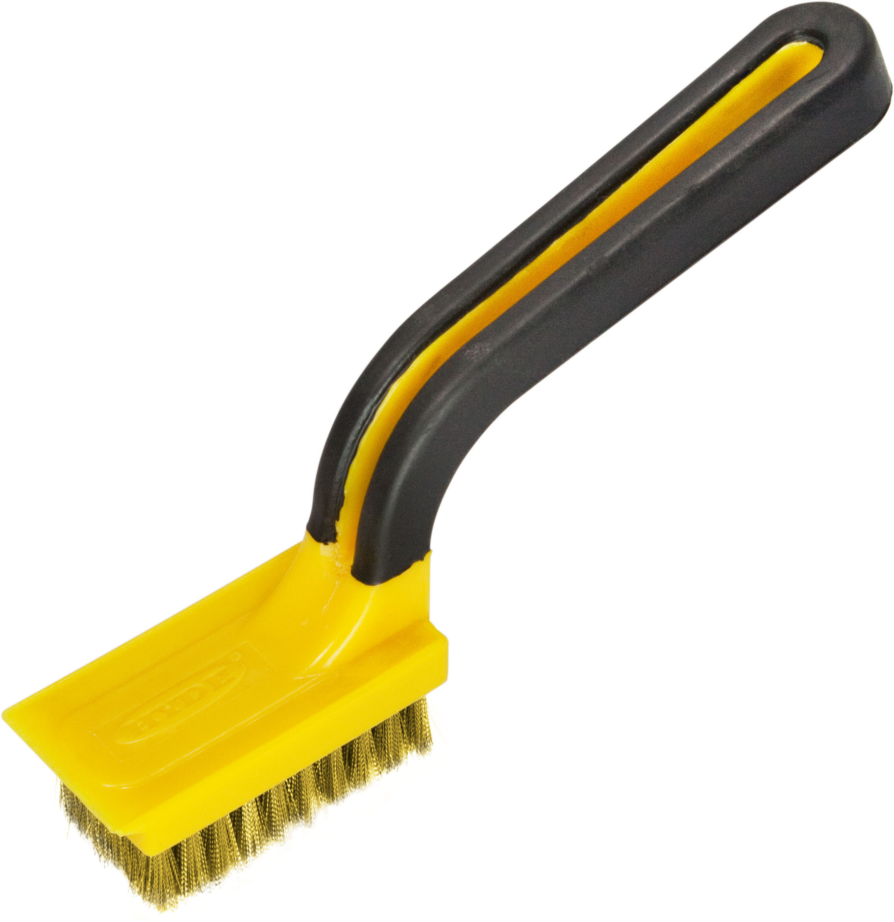 Hyde Tools 46801 Brass Wide Stripping Brush