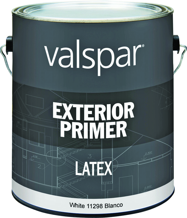 Valspar 11298 Professional Primer Exterior Latex White Pro Gallon Tap To Expand