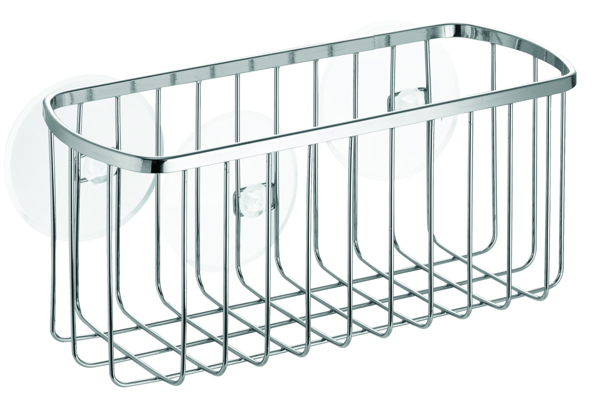 InterDesign 69002 Rectangular Basket (081492690023) [1]