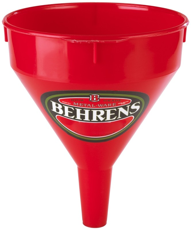 Red Behrens 212F Funnel