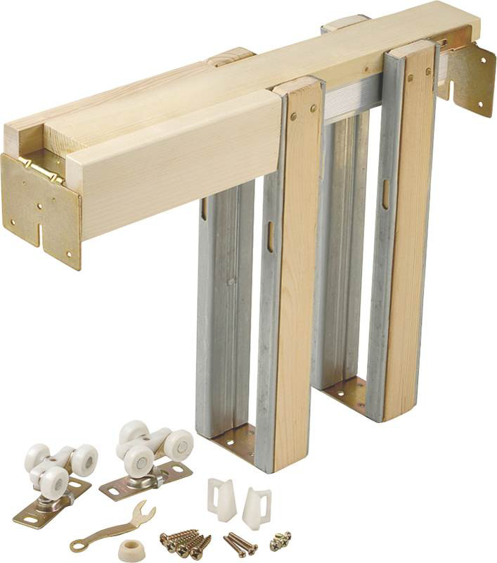 ... Frame Set 36 By 80 Inch 125 Pound Door. Tap To Expand