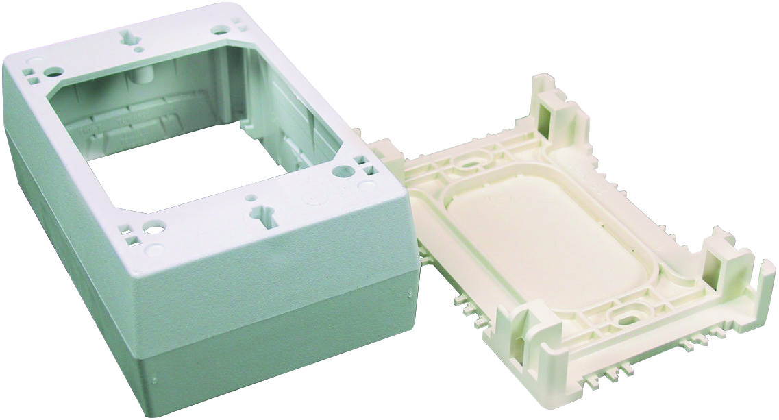 Fancy Wiremold Rfb4 Series Floor Box Collection - Wiring Ideas For ...