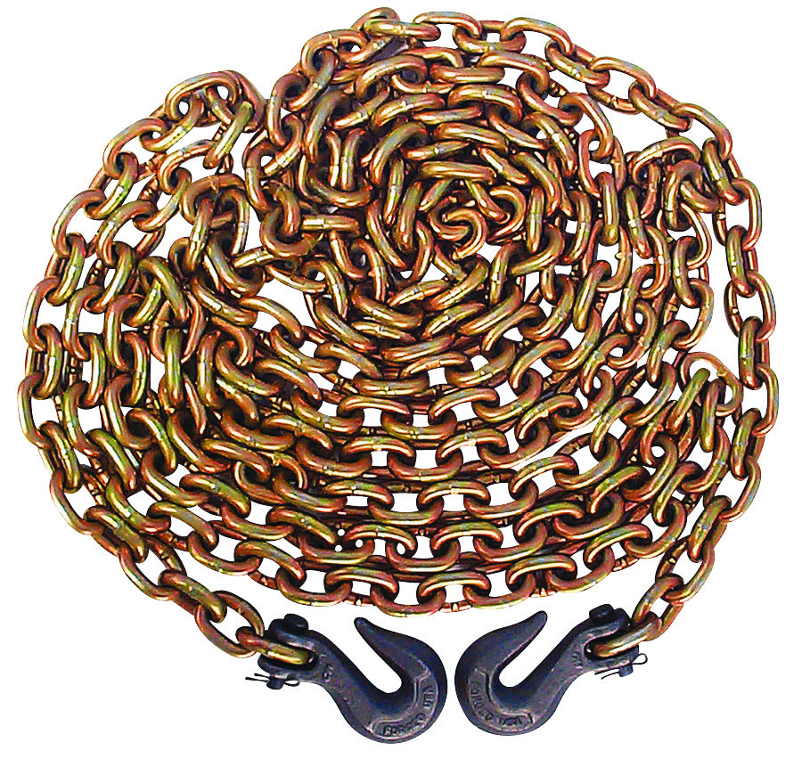 Ancra S-Line 45881-10-20 5/16 Inch By 20 Foot Grade 70 Binding Chain Ass  (092888200559) [1]