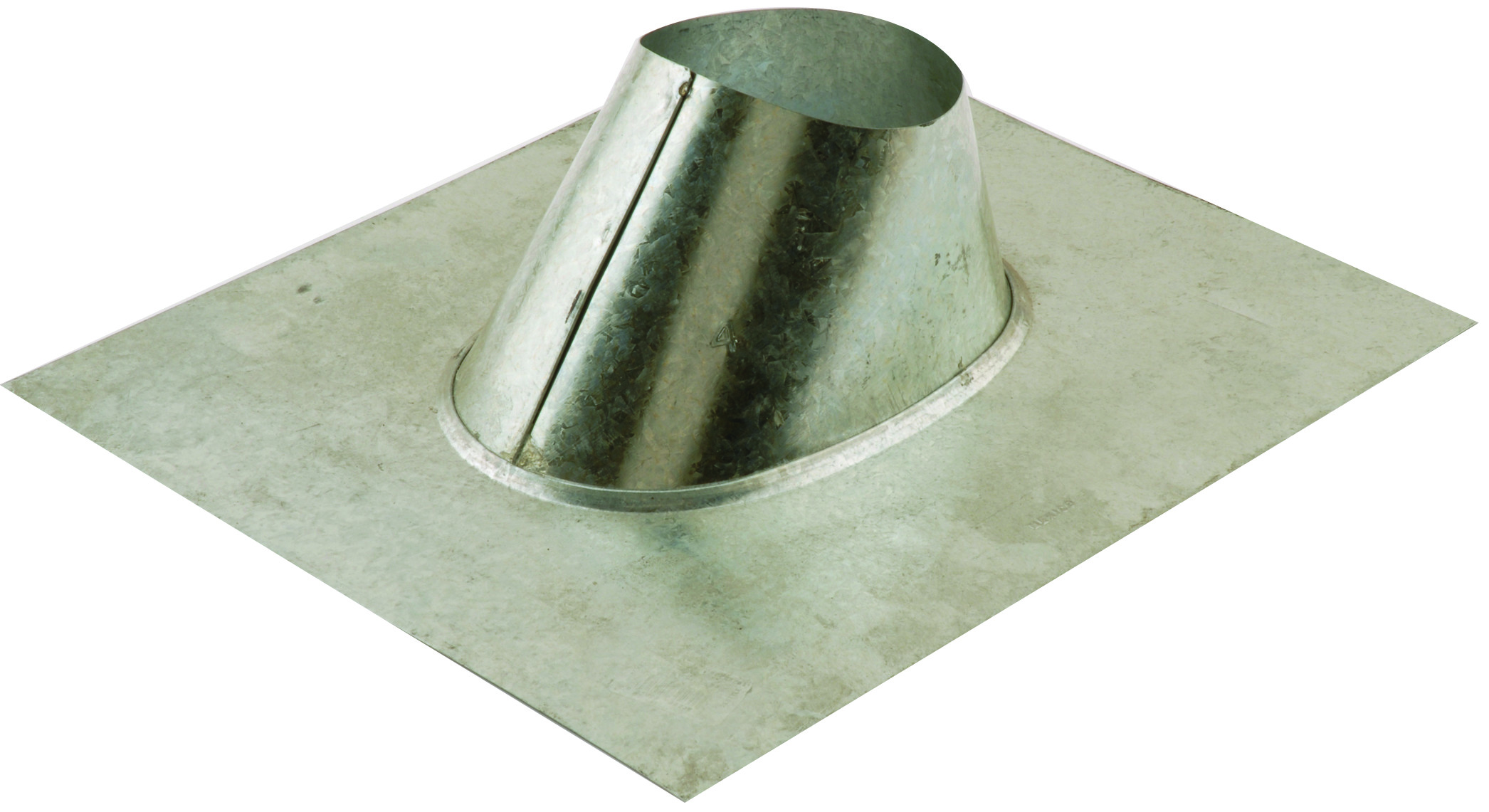 American Metal 6ef Ameri Vent Flashing Fits 6 Inch Double Wall Chimney Pipe 095029302907 1