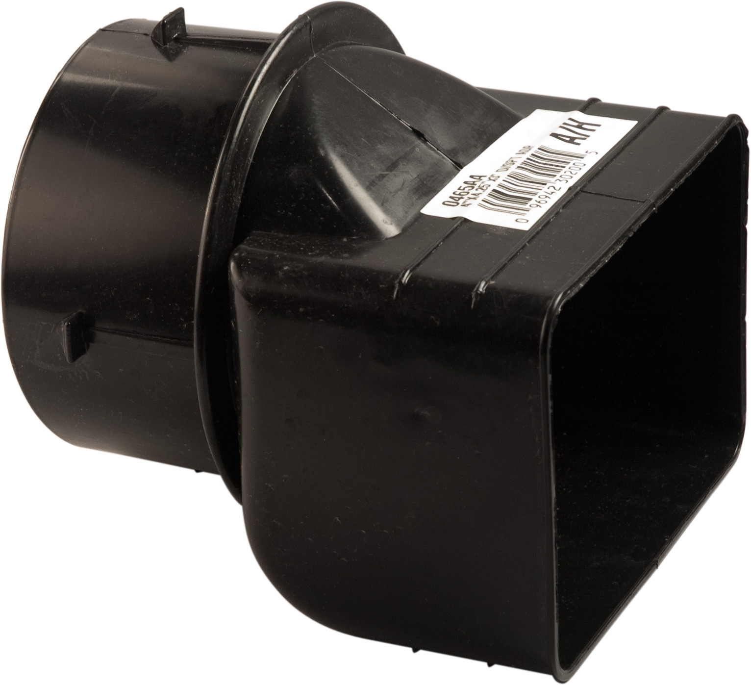 Advanced Drainage 0465aa Corrugated Downspout Adapter 4