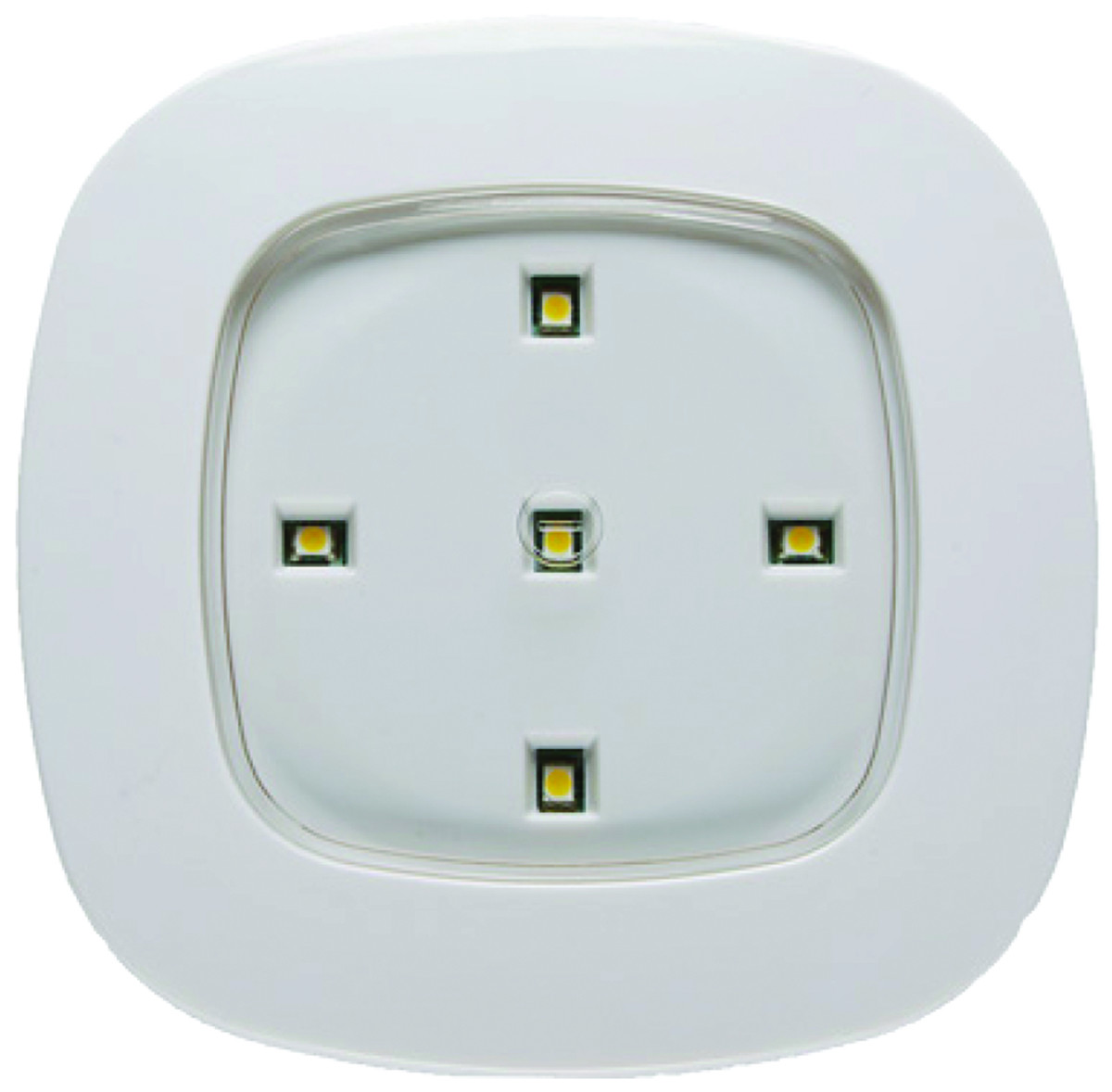 Led Wireless Ceiling Light By Fulcrum White 30032 308 Remote Control Battery Operated Light It