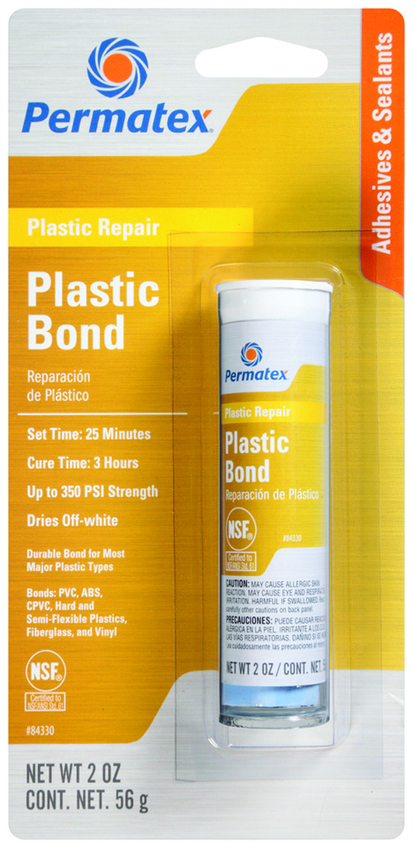 ITW 84330 Stick Plastic Repair 2 Ounce