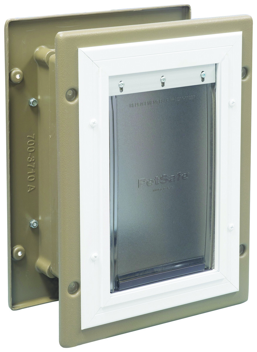 Pet Safe Hpa11 10918 Wall Entry Pet Door Small 729849109186 1