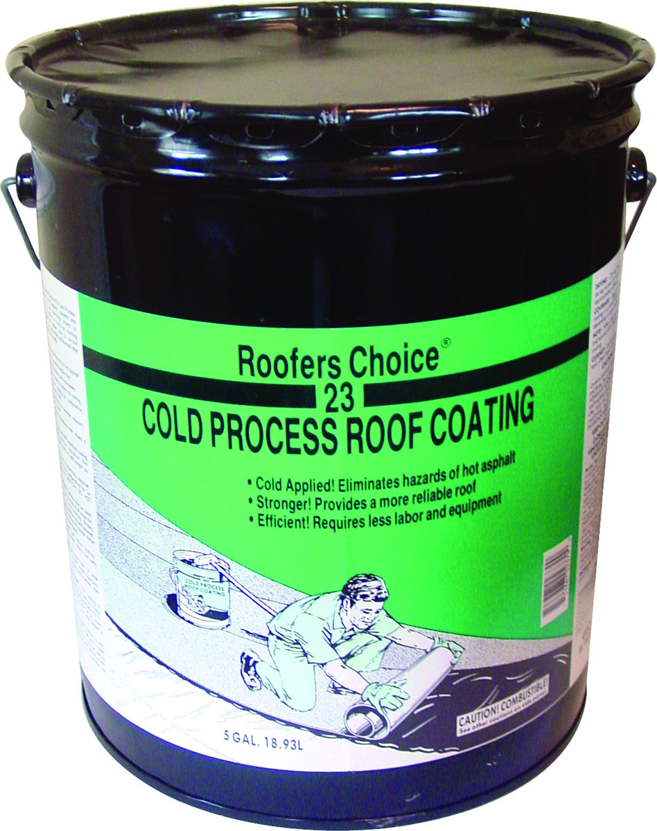 Henry RC023070 Roofers Choice Coating Roof Cold Process 4 75G