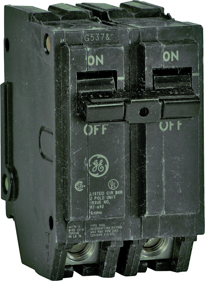 Ge Electrical Thql2160 Q Line 2 Inch 60 Amp