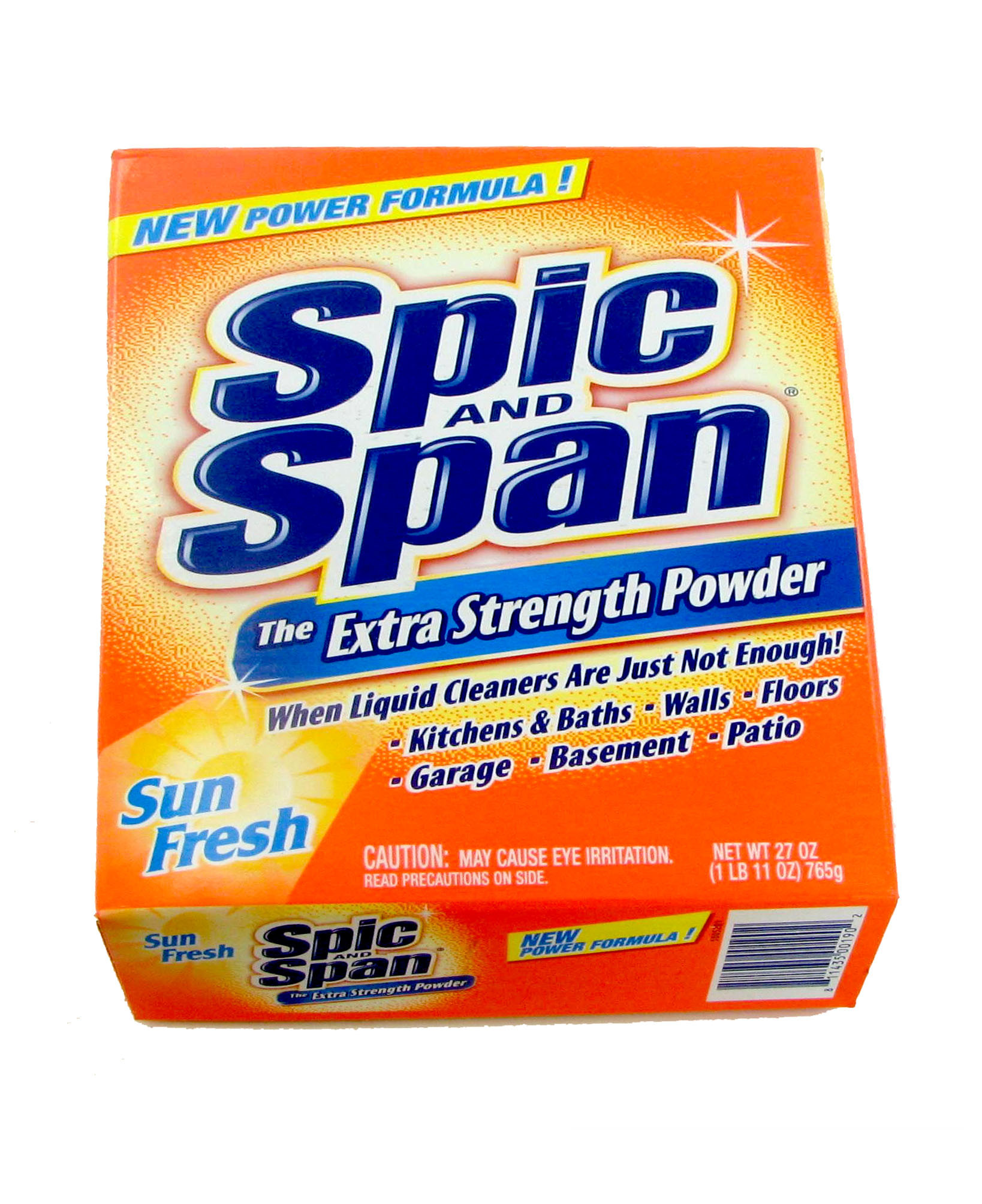 Spic Span 00190 Cleaner Floor Powder 27 Ounce 811435001902 1