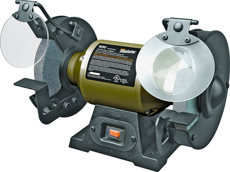 Tremendous Rockwell Rk7867 Rockwell Pro Series Bench Grinder 6 Inch 1 2 Hp Camellatalisay Diy Chair Ideas Camellatalisaycom