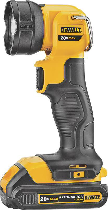 Dewalt Dcl040 20 Volt Lithium Led Flashlight No Battery
