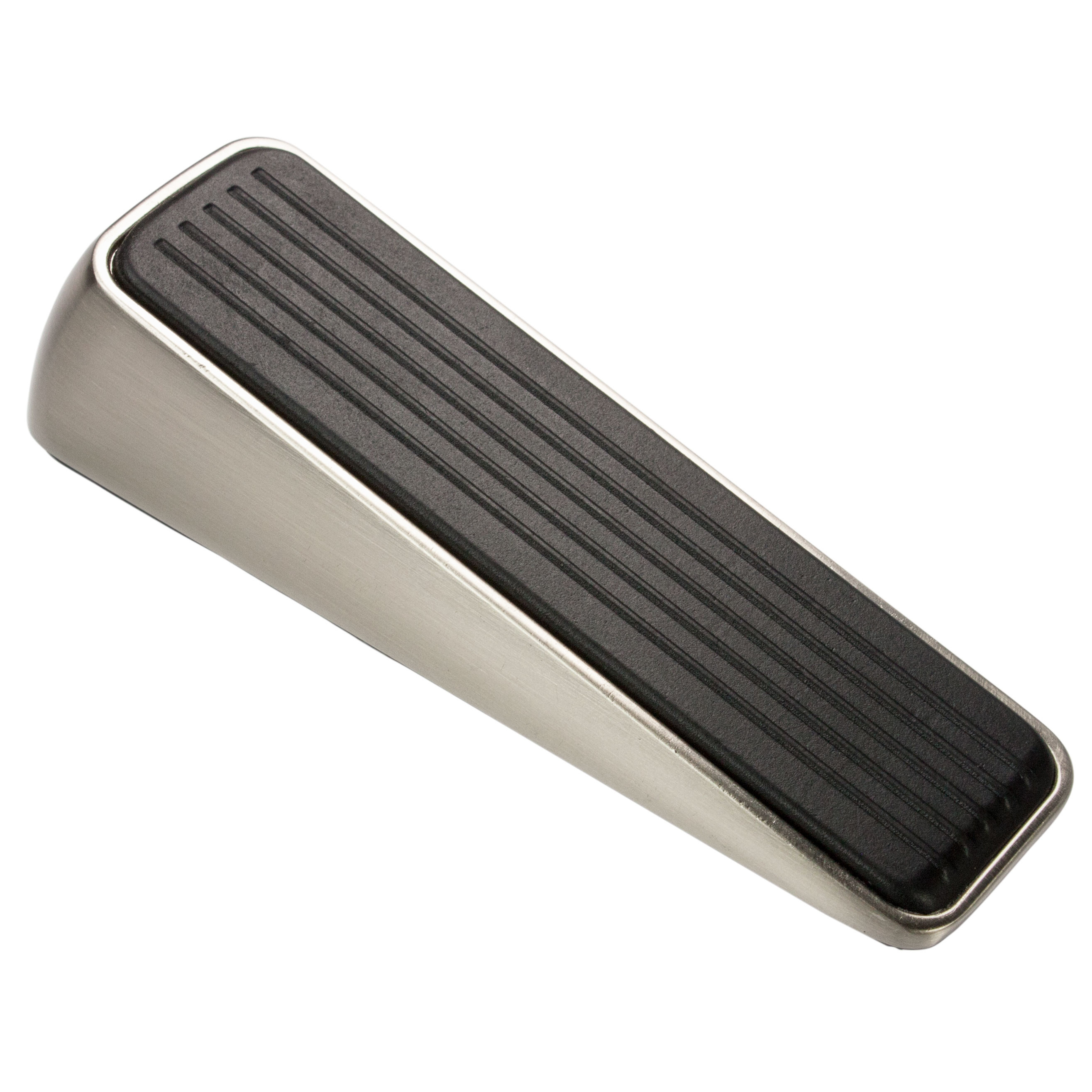 ... Inch Contemporary Wedge Door Stop. Hover To Zoom